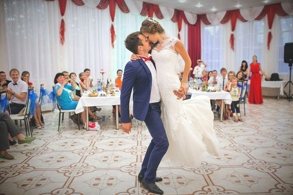 Постановка свадебного танца в Волгодонске с хореографом